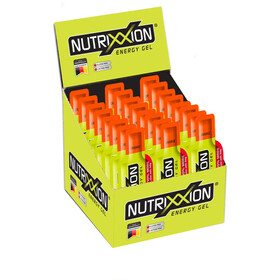 Nutrixxion Energiegel Box met cafeïne 24 x 44g, Orange